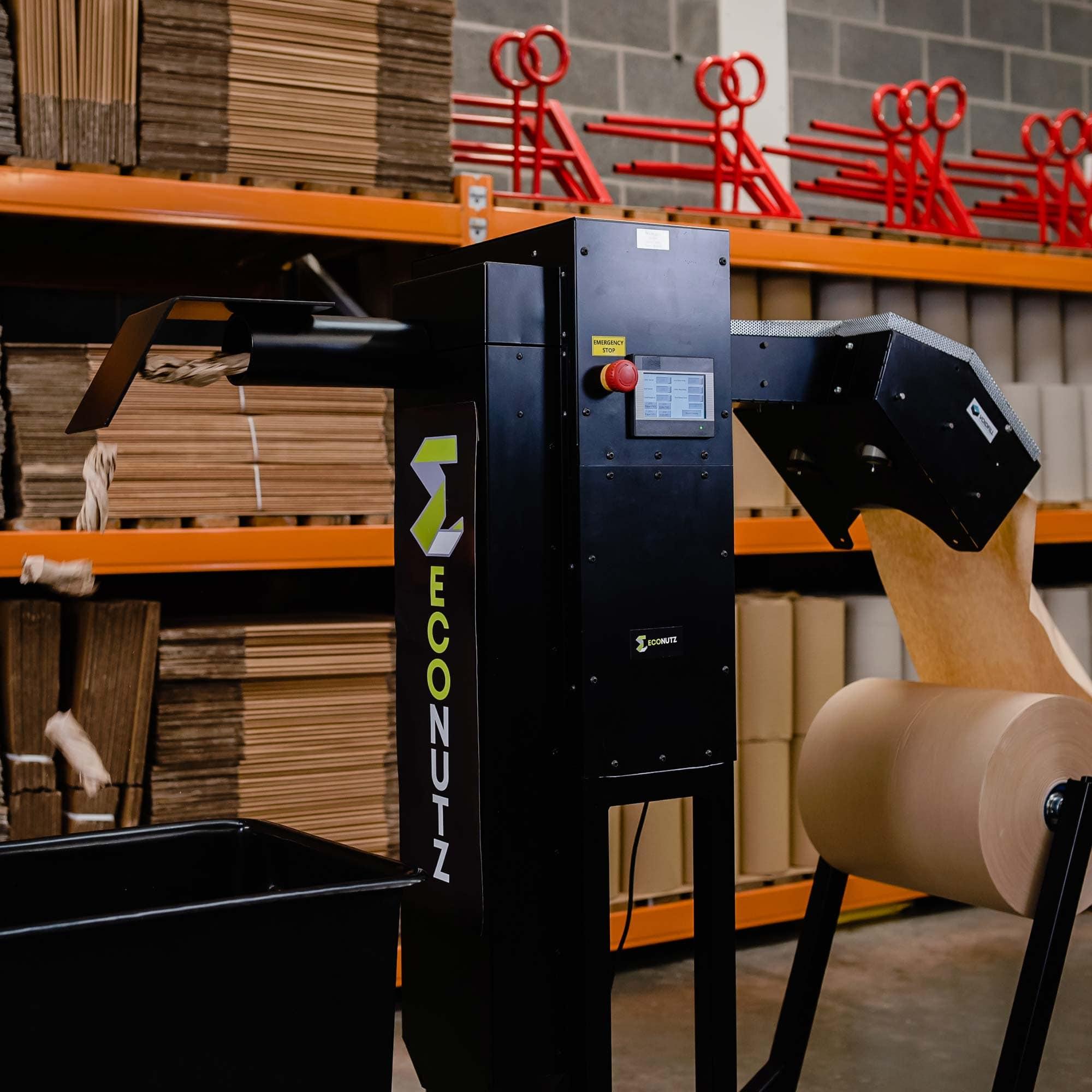 EcoNutz Machine